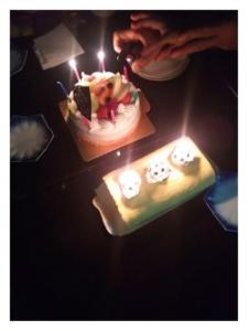 お誕生日お祝い2