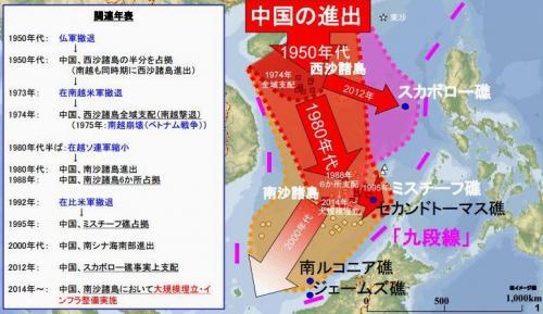 防衛省「南シナ海における中国の活動」_convert_20160613120917