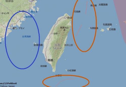 ヤフー地図台湾三方面境界線_convert_20161001112548