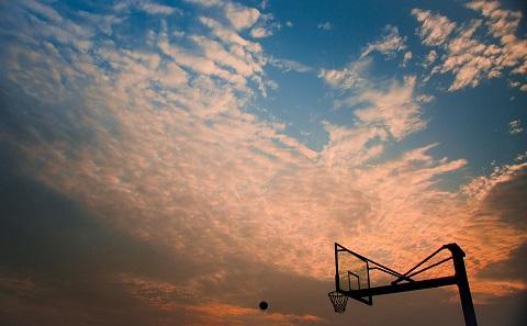 160618 バスケットボール