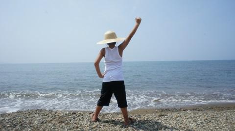 160801 夏の海