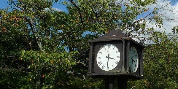 集中力を育む個人指導塾まなびば国立駅南口徒歩5分-時計台