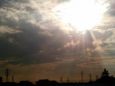 20160617天使のはしご