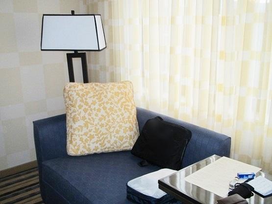 米国出張04 デトロイト マリオットルネッサンスホテル025