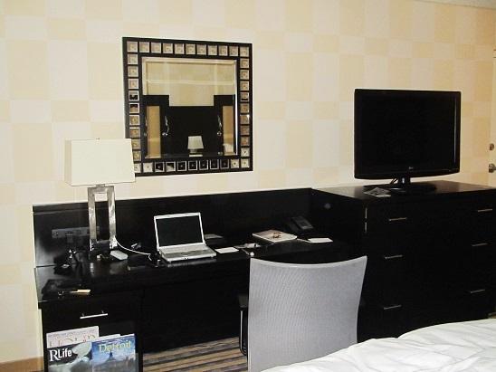 米国出張04 デトロイト マリオットルネッサンスホテル024