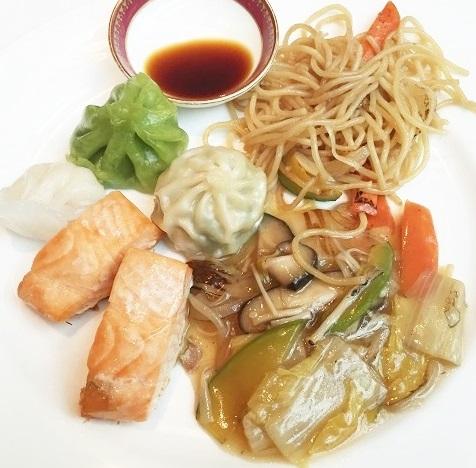 20160324 釜山 韓国料理ビュッフェ02