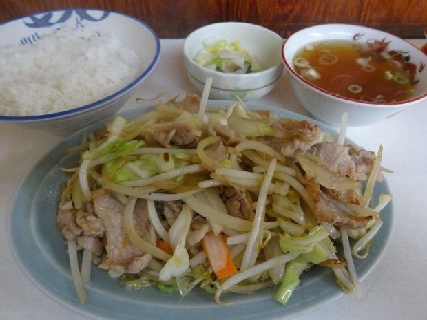 肉野菜@万福 (1)