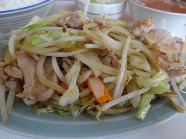 肉野菜@万福 (2)