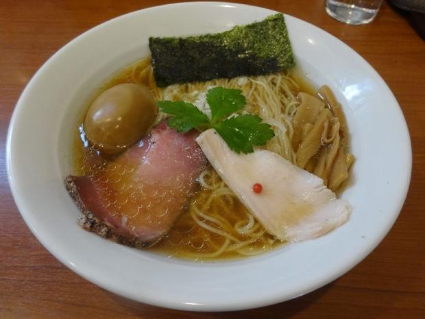 七麺鳥@鴬谷 (2)