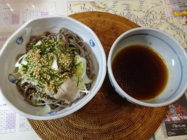 太つけ蕎麦@日清 (3)