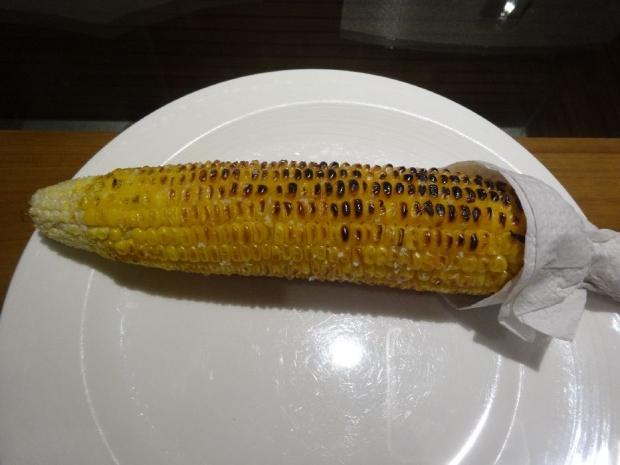 屋台焼きトウモロコシ (2)