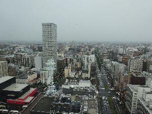 TV塔風景 (1)