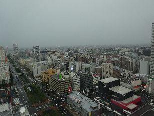 TV塔風景 (2)