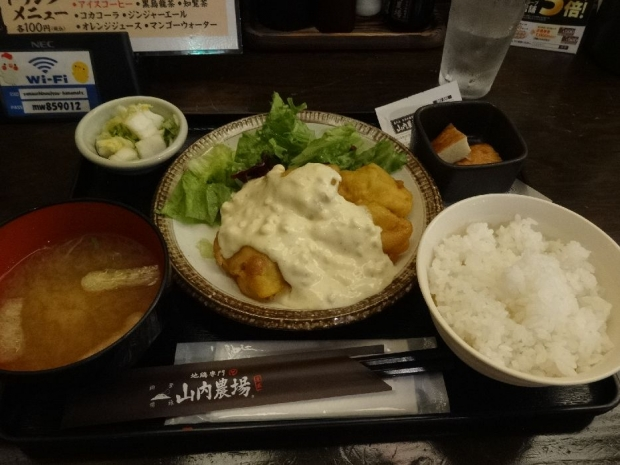 山内農場@新橋 (3)