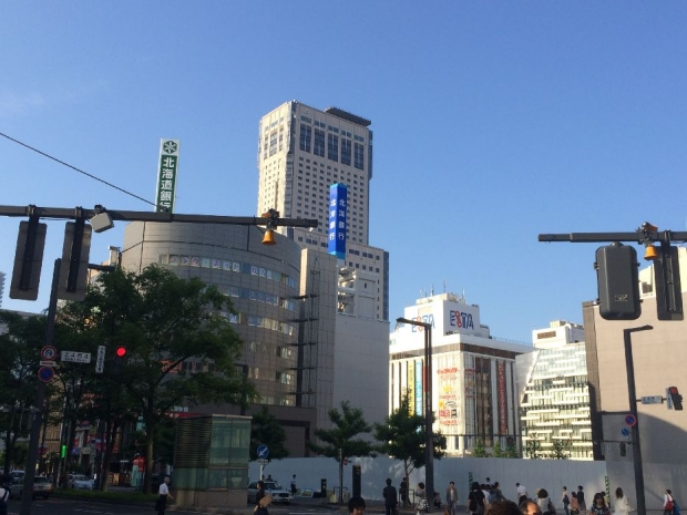 札幌市内風景 (2)