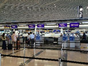 1日目成田空港 (1)