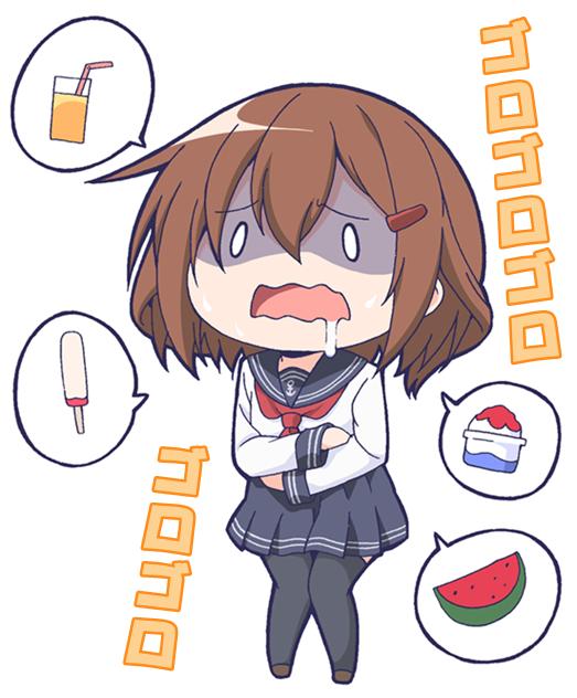 艦これ 雷(いかづち)