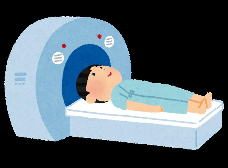 股関節MRI