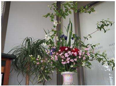 北堀さんの花3