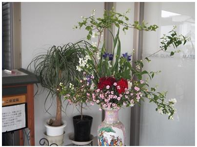 北堀さんの花4
