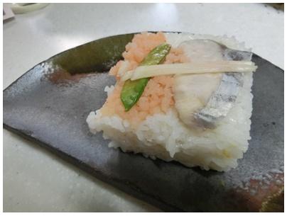 お祝いのお寿司