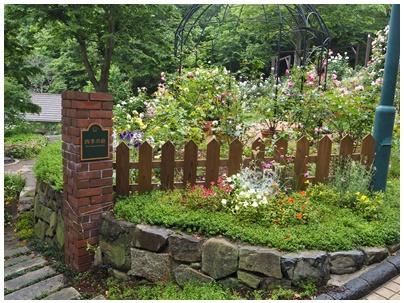 四季の庭1