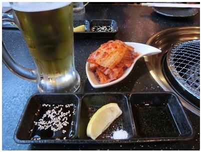 キムチ タレ ビール