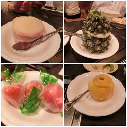 肉6(デザート)