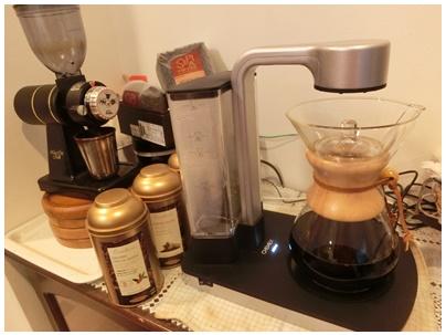 ケメックスコーヒーメーカー2
