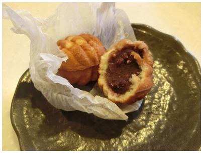 姫路(クルミ饅頭)2