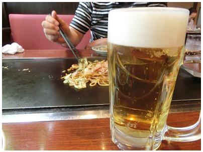 ビール(サッポロ生)