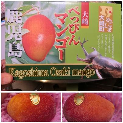 べっぴんマンゴー1
