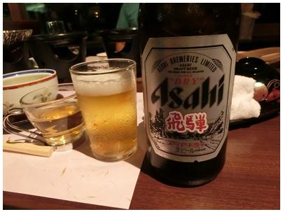 乾杯ビール2