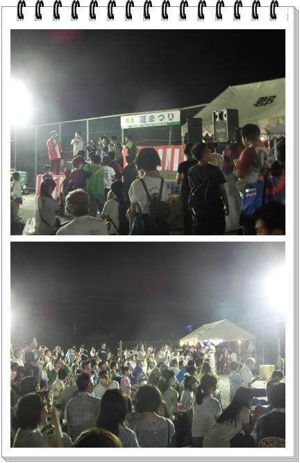 黒嶋夏祭り12