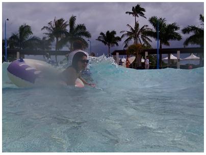 波のプール2