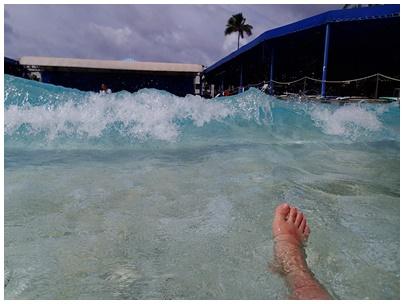 波のプール4