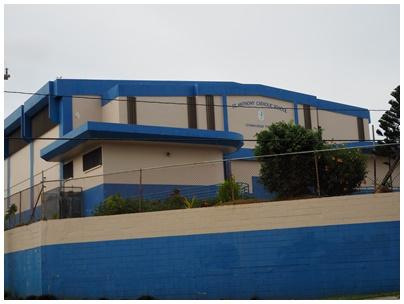 風景11(カトリック系の学校)
