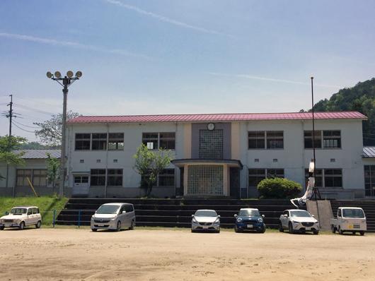 小さな校舎