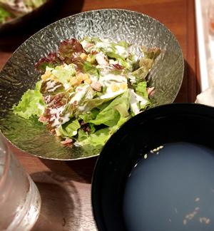 4_サラダとスープ