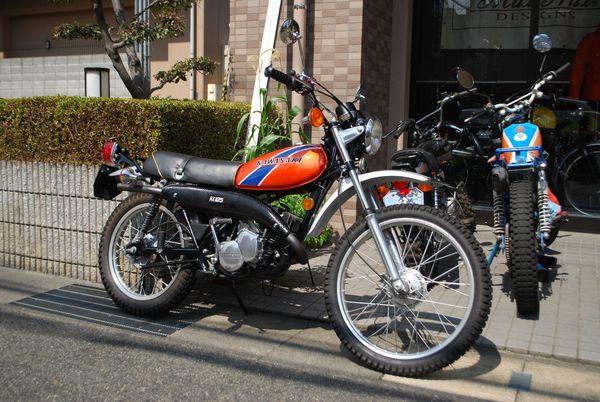 カワサキ KE125