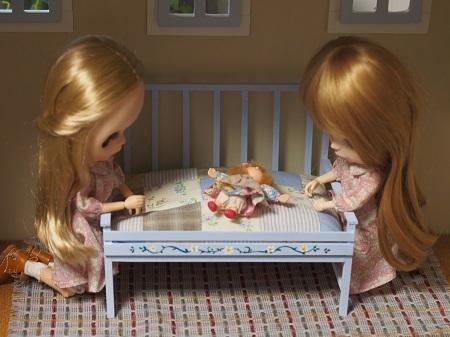 ブライスお人形1
