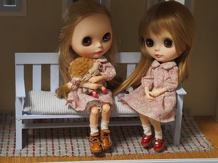 ブライスお人形3