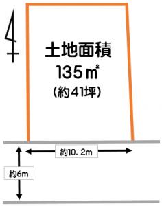 田隈_敷地図