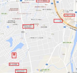野方_地図