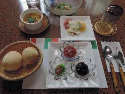 朝食イタリアンa