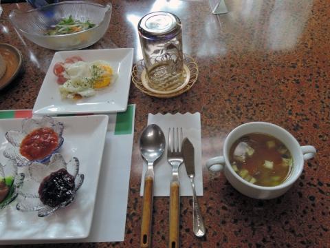 朝食イタリアンb