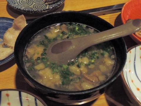 牛モツ煮(塩)