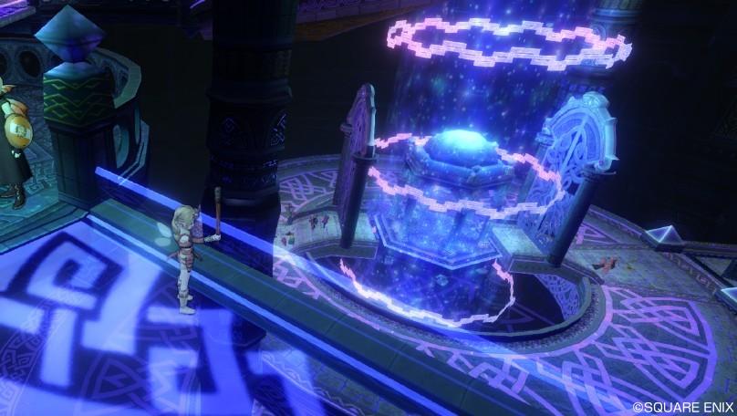 冥闇の聖塔