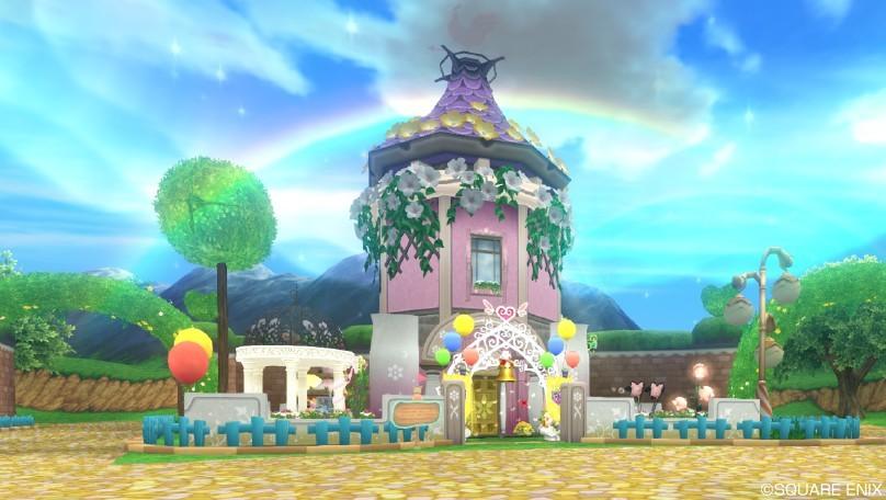 スモールタワー花の家