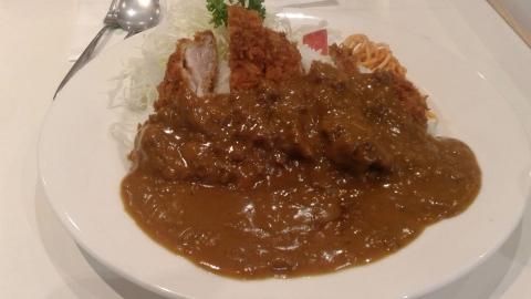チキンカレー(五車堂)
